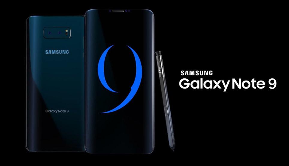 İşte beklenilen Samsung'un amiral gemisi olan Samsung Note 9'un özellikleri...