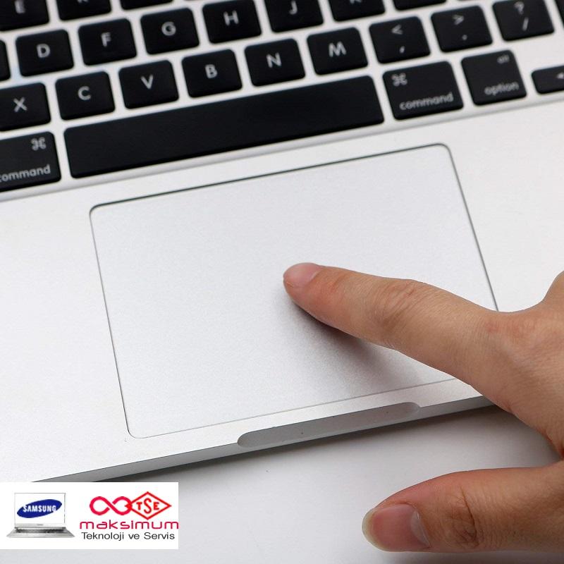 samsung touchpad sorunu